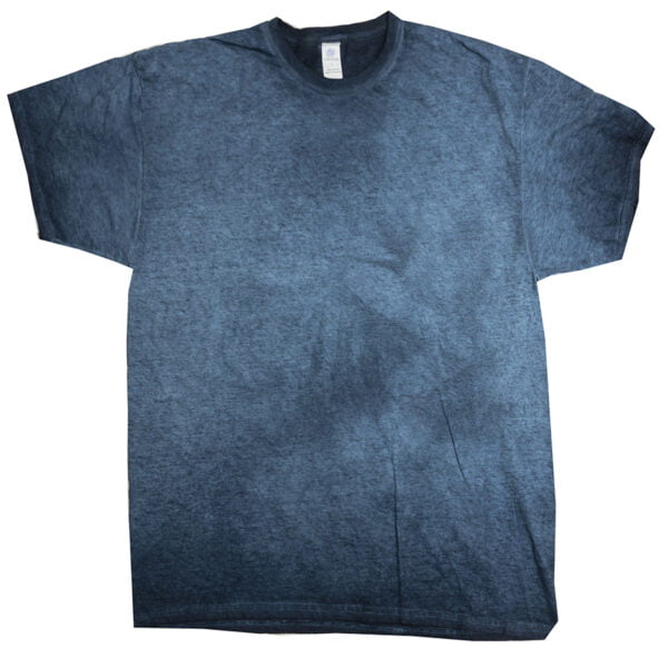 OIL -Navy - Tie Dye Shirt Shack