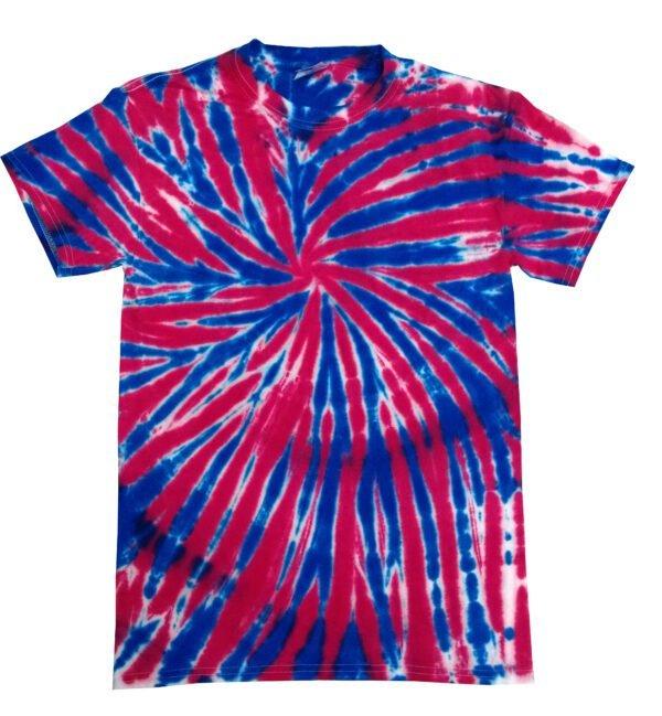YTD Union Jack - Tie Dye Shirt Shack