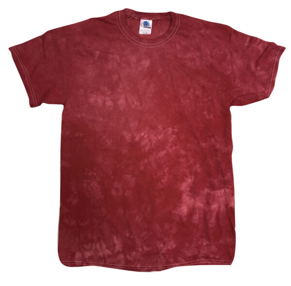 Crystal -Red - Tie Dye Shirt Shack