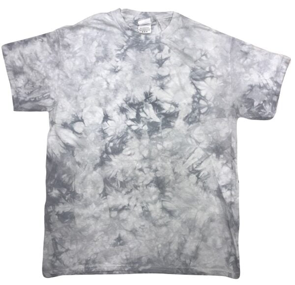 Crystal -Silver - Tie Dye Shirt Shack