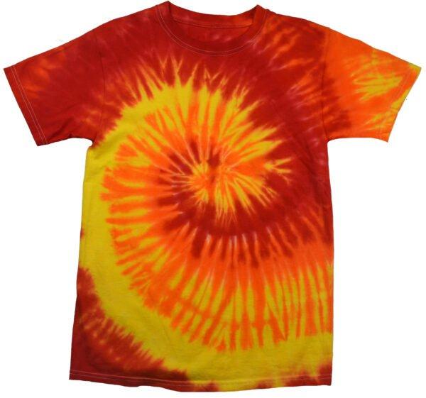 YTD Blaze - Tie Dye Shirt Shack
