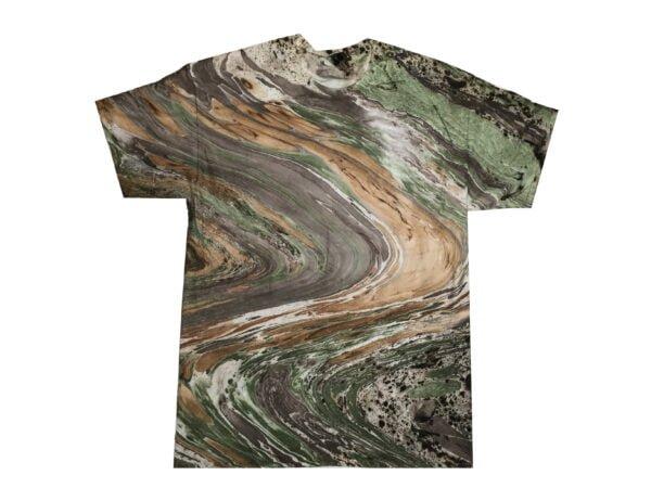 TD Marble Camo - Tie Dye Shirt Shack