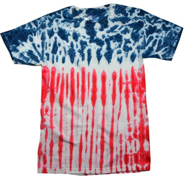 TD Flag - Tie Dye Shirt Shack