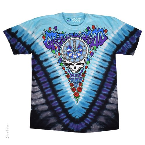 Grateful Dead Midnight Hour - Tie Dye Shirt Shack
