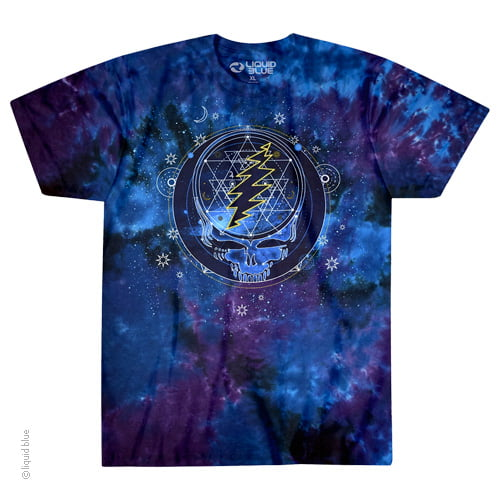 Grateful Dead Mystical Stealie