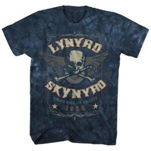 Lynyrd Skynyrd Gimme Back My Bullets Tie-Dye