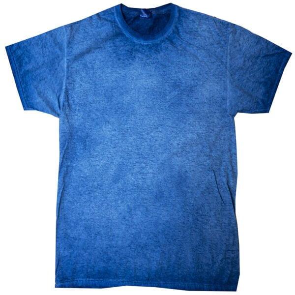 Oil -Royal - Tie Dye Shirt Shack