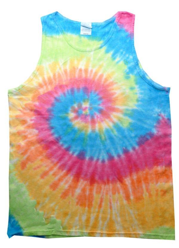 Unisex Tank Top-Eternity - Tie Dye Shirt Shack