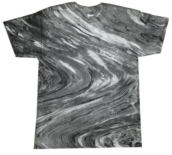 TD Marble Black - Tie Dye Shirt Shack
