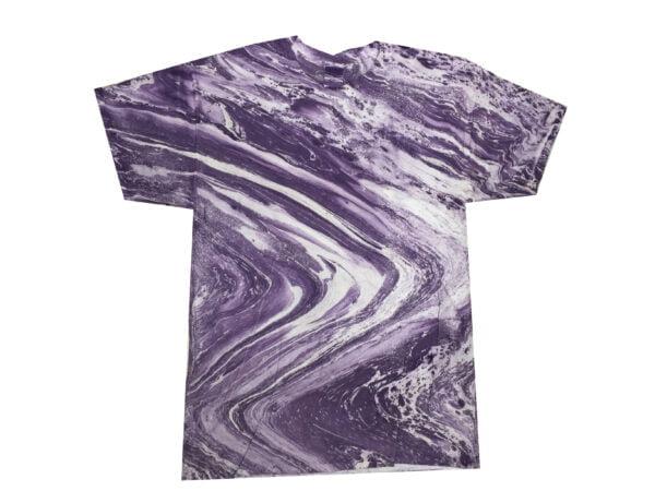 TD Marble Purple - Tie Dye Shirt Shack