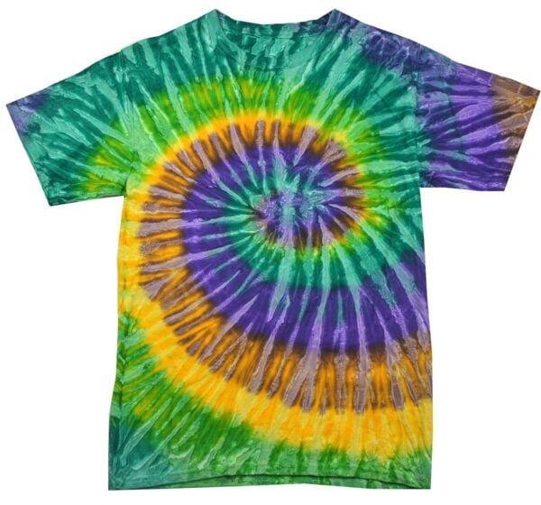 TD Mardi Gras - Tie Dye Shirt Shack