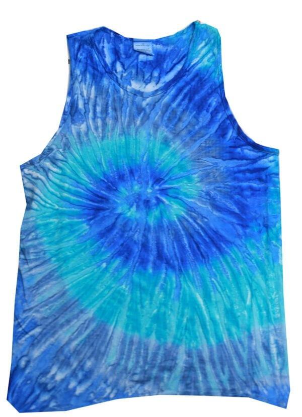 Unisex Tank Top-Blue Jerry - Tie Dye Shirt Shack