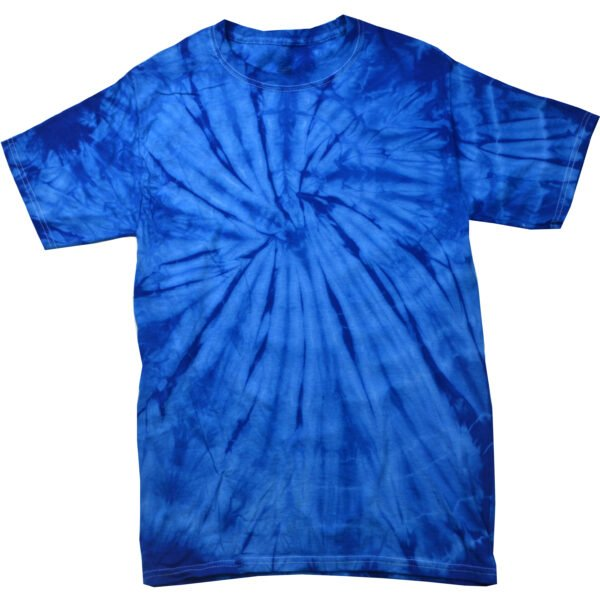 TD Spider Royal - Tie Dye Shirt Shack