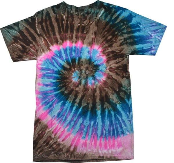 TD Tour Bus - Tie Dye Shirt Shack