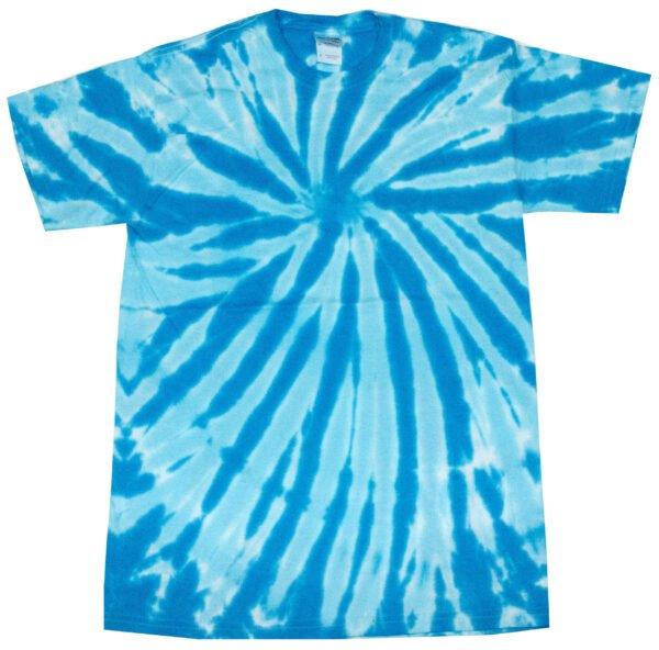 TD Twist Turquoise - Tie Dye Shirt Shack