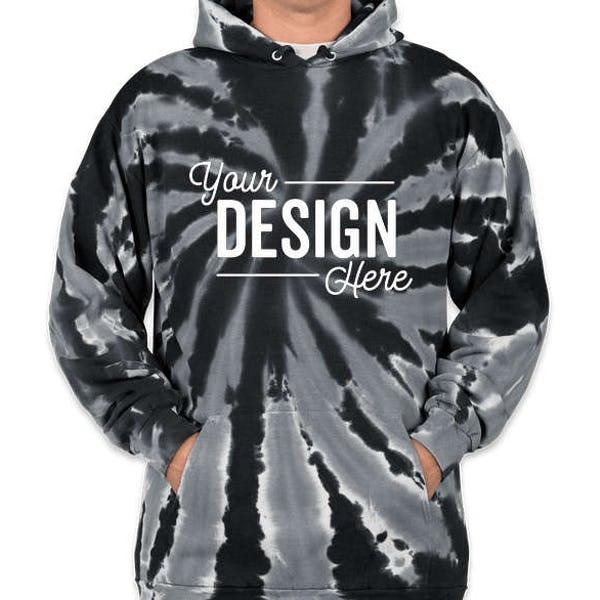 Custom Hoodie XL - Tie Dye Shirt Shack